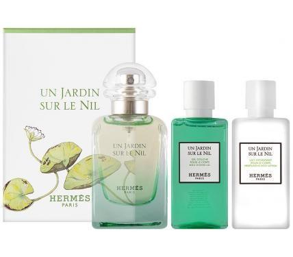 Hermes Un Jardin Sur Le Nil Унисекс подаръчен комплект