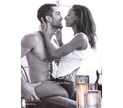 Calvin Klein Eternity Now парфюм за мъже без опаковка EDT