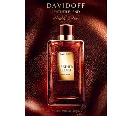 Davidoff Leather Blend Подаръчен комплект за мъже