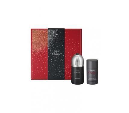 Cartier Pasha Edition Noire Подаръчен комплект за мъже
