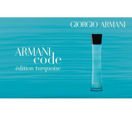 Giorgio Armani Code Turquoise парфюм за жени EDT