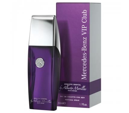 Mercedes Benz Vip Club Addictive Oriental парфюм за мъже EDT