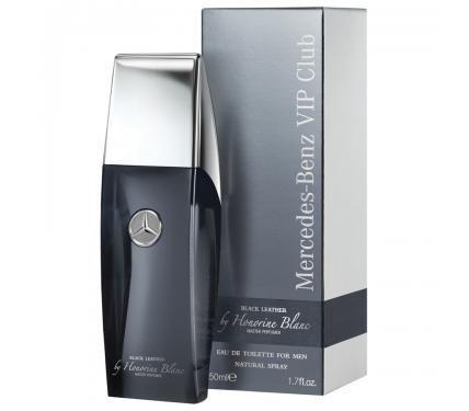 Mercedes Benz Vip Club Black Leather парфюм за мъже EDT