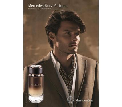 Mercedes Benz Le Parfum парфюм за мъже без опаковка EDP