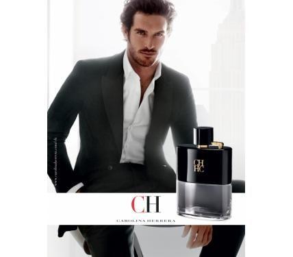 Carolina Herrera CH Prive парфюм за мъже без опаковка EDT