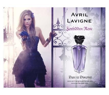 Avril Lavigne Forbidden Rose парфюм за жени без опаковка EDP