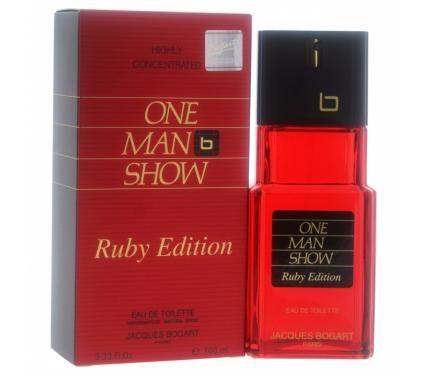 Bogart One Man Show Ruby Edition парфюм за мъже EDT