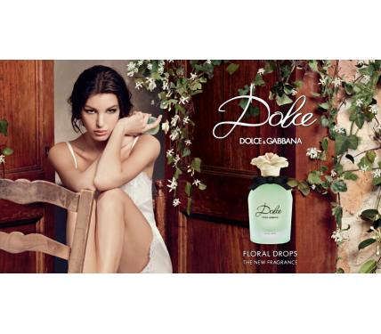 Dolce & Gabbana Dolce Floral Drops парфюм за жени EDT