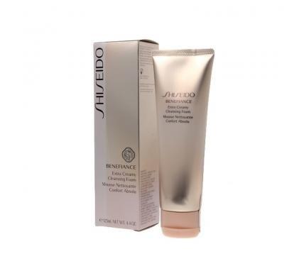 Shiseido Extra Creamy Cleansing Foam Почистващ крем за лице