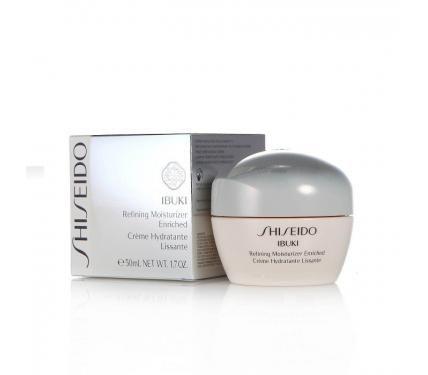 Shiseido Ibuki Refining Moisturizer Enriched Хидратиращ и изглаждащ крем за лице
