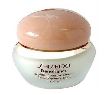 Shiseido Benefiance Daytime Protective Cream SPF 15 PA+ Дневен крем за лице