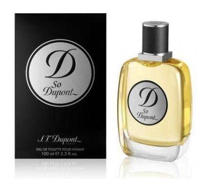 S.T Dupont So парфюм за мъже  EDT