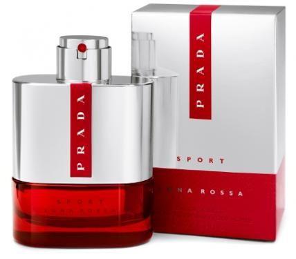 Prada Luna Rossa Sport парфюм за мъже EDT