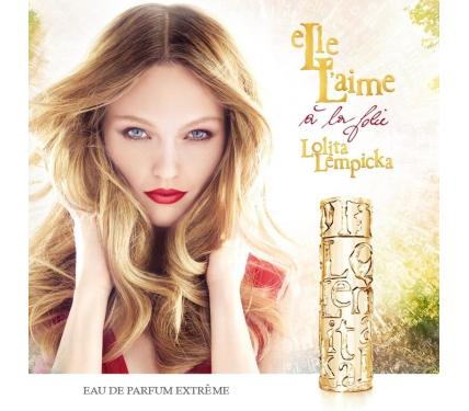 Lolita Lempicka Elle L`aime A La Folie парфюм за жени без опаковка EDP