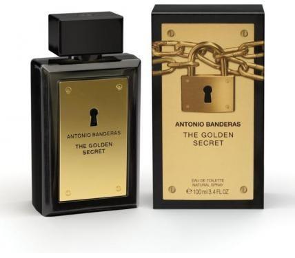 Antonio Banderas The Golden Secret парфюм за мъже EDT