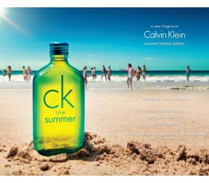 Calvin Klein One Summer 2014 Унисекс парфюм EDT