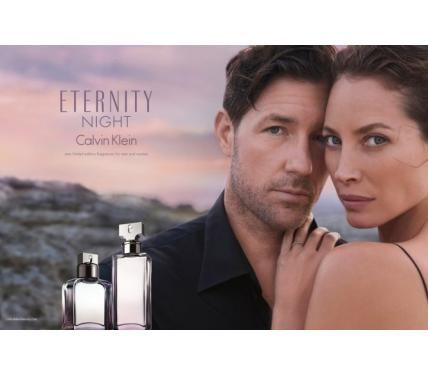 Calvin Klein Eternity Night парфюм за мъже без опаковка EDT