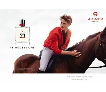 Aigner No 1 Sport парфюм за мъже без опаковка EDT
