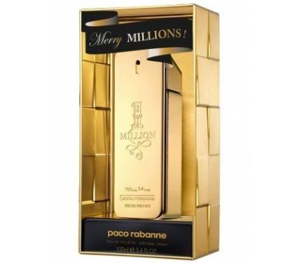 Paco Rabanne 1 Million Merry Millions парфюм за мъже EDT