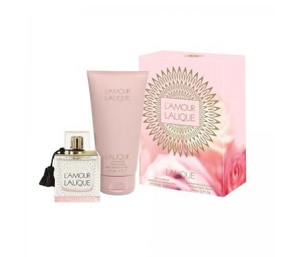 Lalique L`Amour дамски подаръчен комплект