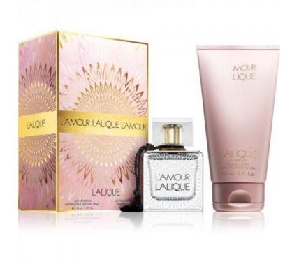 Lalique L`Amour Подаръчен комплект за жени