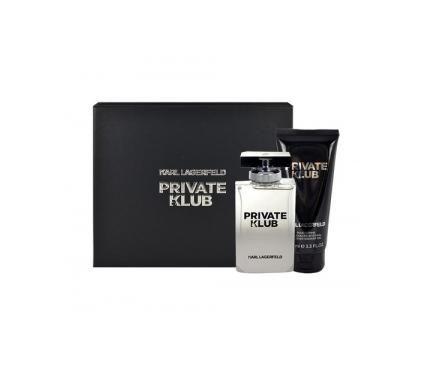 Karl Lagerfeld Private Klub подаръчен комплект за мъже