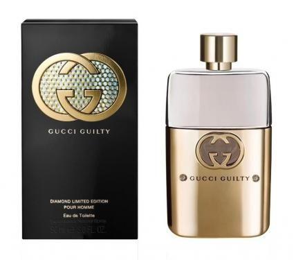 Gucci Guilty Diamonds парфюм за мъже EDT
