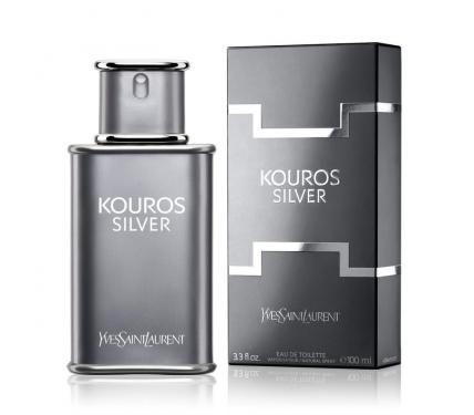 YSL Kouros Silver парфюм за мъже EDT