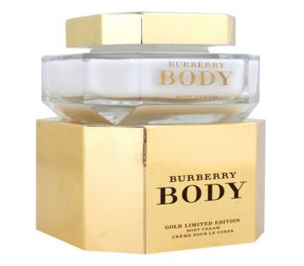 Burberry Body Gold limited Edition крем за тяло