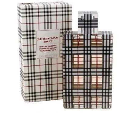 Burberry Brit парфюм за жени EDP