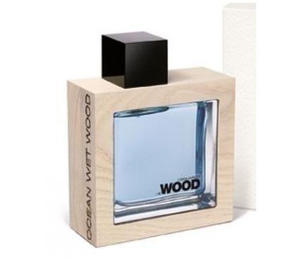 Dsquared He Wood Ocean Wet Wood парфюм за мъже EDT