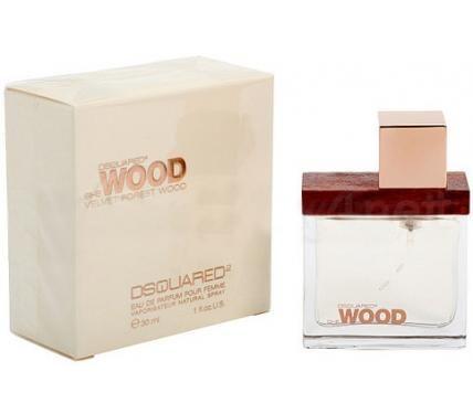 Dsquared She Wood Velvet Forest парфюм за жени EDP