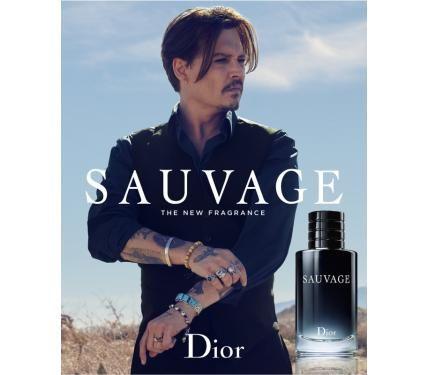 Christian Dior Sauvage парфюм за мъже без опаковка EDT