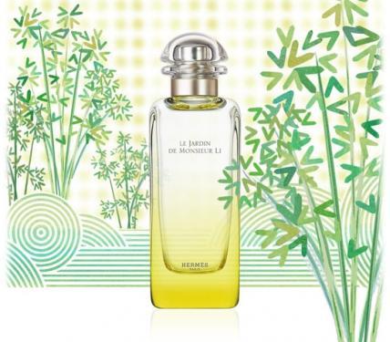 Hermes Le Jardin de Monsieur Li унисекс парфюм без опаковка EDT