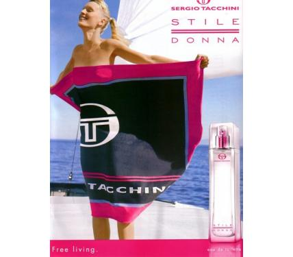 Sergio Tacchini Stile Donna парфюм за жени EDT