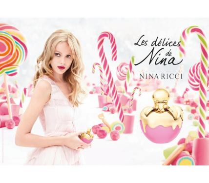 Nina Ricci Les Delices de Nina парфюм за жени EDT без опаковка