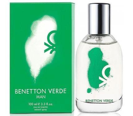 Benetton Verde Man парфюм за мъже EDT