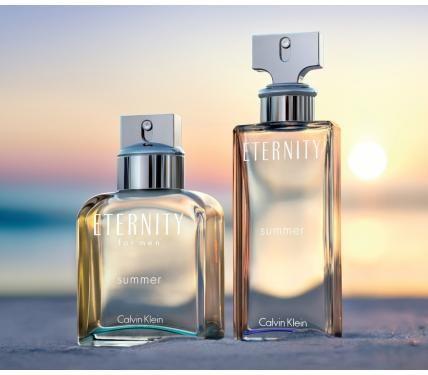 Calvin Klein Eternity Summer 2015 парфюм за жени без опаковка EDP