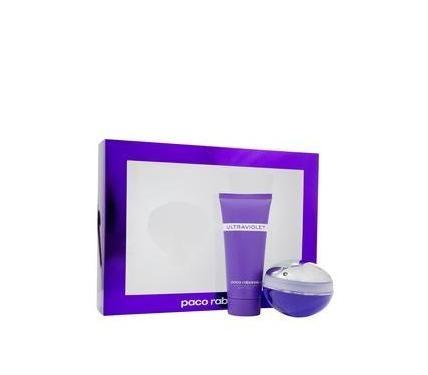 Paco Rabanne Ultraviolet подаръчен комплект за жени