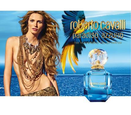 Roberto Cavalli Paradiso Azzurro парфюм за жени без опаковка EDP