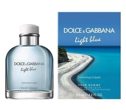 Dolce & Gabbana Light Blue Swimming in Lipari парфюм за мъже EDT