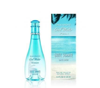 Davidoff Cool Water Exotic Summer парфюм за жени EDT