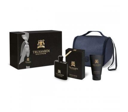 Trussardi Black Extreme подаръчен комплект за мъже