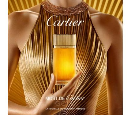Cartier Must Gold парфюм за жени EDP