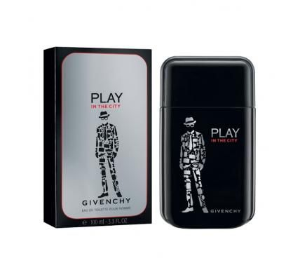 Givenchy Play in The City парфюм за мъже EDT