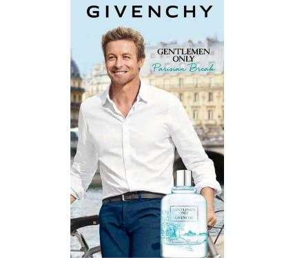 Givenchy Gentlemen Only Parisian Break парфюм за мъже EDT