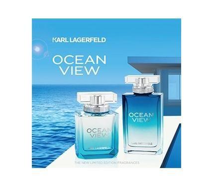 Karl Lagerfeld Ocean View парфюм за жени без опаковка EDP