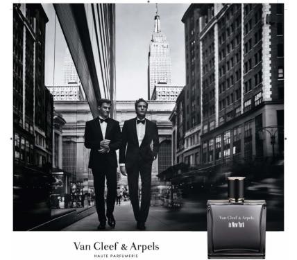 Van Cleef & Arpels In New York парфюм за мъже EDT без опаковка