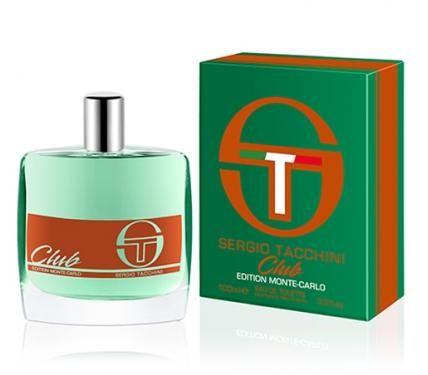 Sergio Tacchini Club Edition Monte-Carlo парфюм за мъже EDT