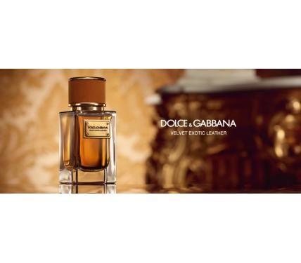 Dolce & Gabbana Velvet Exotic Leather унисекс парфюм EDP